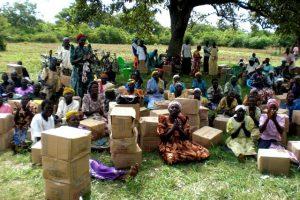 Food Aid Uganda